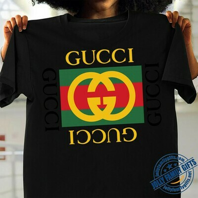Classic Logo Gucci Clothing Brand Gucci Logo Gucci Design T-shirt Snake Vintage Fashion Luxury Shirts for Women Men  Unisex T-Shirt Hoodie Sweatshirt Sweater for Ladies Women Men Kids Youth Gifts Tee