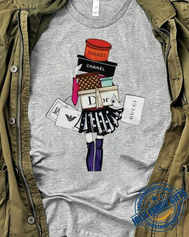 Women fashion shows Gucci Hermes Dior Chanel T-shirt Logo Fashion Design Fashion Shirts for Women Men vintage shirt Unisex T-Shirt Hoodie Sweatshirt Sweater for Ladies Women Men Kids Youth Gifts Tee