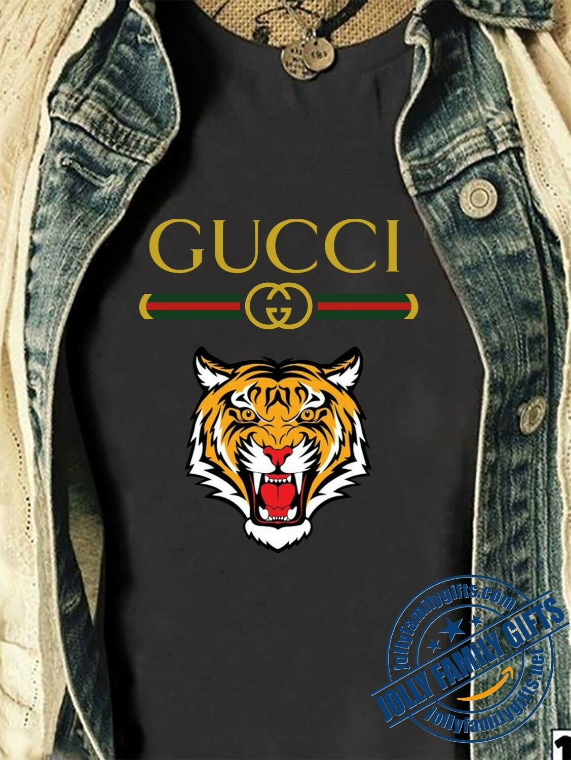 Tiger Logo Gucci, Gucci Shirt, Gucci T-shirt, Gucci Logo, Gucci Fashion shirt, Fashion shirt, Gucci Design shirt, Snake Gucci vintage shirt Unisex T-Shirt Hoodie Sweatshirt Sweater for Ladies Women
