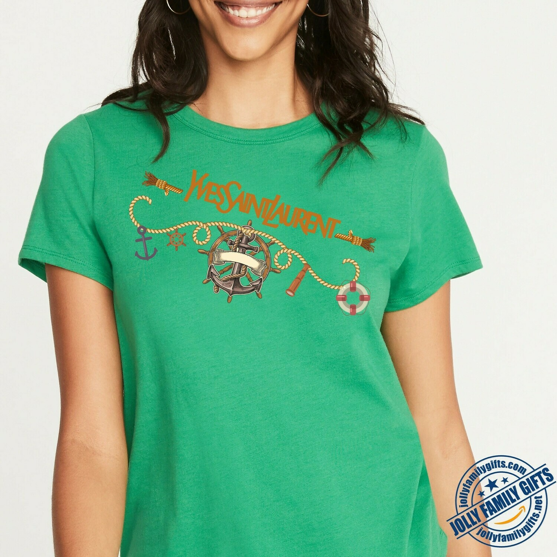 Fashion yvessaintlaurent Saint Laurent Paris Clothing Brand Sassy YSL tee Slogan t-shirt Fashion Shirts for Women Men  Unisex T-Shirt Hoodie Sweatshirt Sweater for Ladies Women Men Kids Youth Gifts