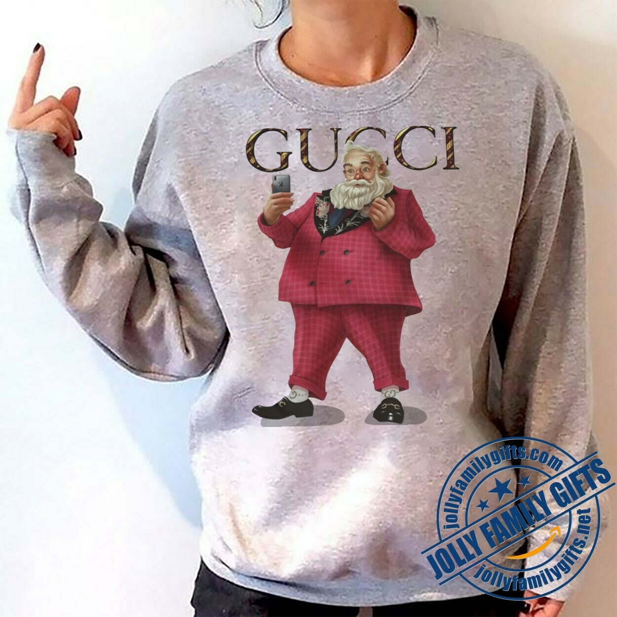 Winter Spring Fashion Shows 2019 2020 Clothing Brand High Quality Luxury Holiday Christmas Gift for Women Men  Unisex T-Shirt Hoodie Sweatshirt Sweater for Ladies Women Men Kids Youth Gifts Tee Jolly