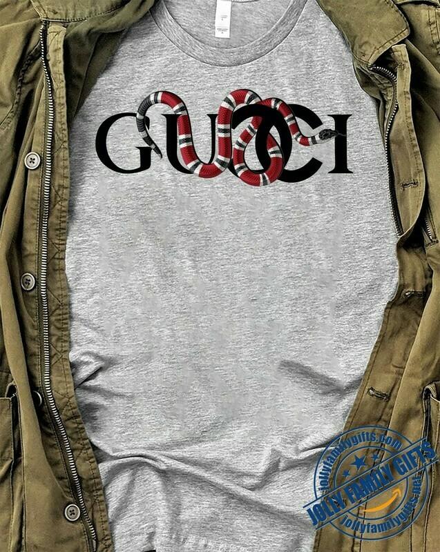 Classic Logo Red Snake Gucci Chanel Shirt LV T-shirt Louis Vuitton Fashion LV Fashion for Women Men Vintage  Unisex T-Shirt Hoodie Sweatshirt Sweater for Ladies Women Men Kids Youth Gifts Tee Jolly