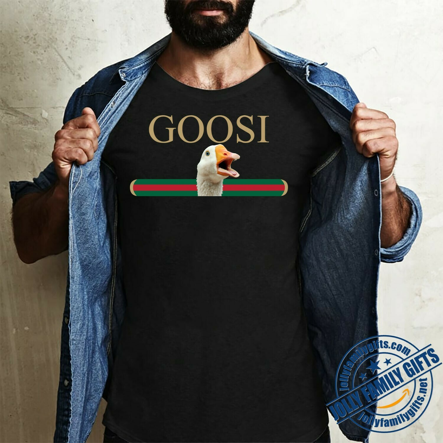 Goosi Funny Logo Gucci Clothing Brand Gucci Logo Gucci Design T-shirt Snake Vintage Fashion Luxury Shirts for Women Men  Unisex T-Shirt Hoodie Sweatshirt Sweater for Ladies Women Men Kids Youth Gifts