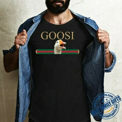 Goosi Funny Logo Gucci Clothing Brand Gucci Logo Gucci Design T-shirt Snake Vintage Fashion Luxury Shirts for Women Men  Unisex T-Shirt Hoodie Sweatshirt Sweater for Ladies Women Men Kids Youth Gifts
