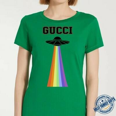 Gucci UFO Logo Gucci,Gucci Shirt,Gucci T-shirt,Gucci Logo,Gucci Fashion shirt,Fashion shirt,Gucci Design shirt,Snake Gucci vintage shirt Unisex T-Shirt Hoodie Sweatshirt Sweater for Ladies Women Men
