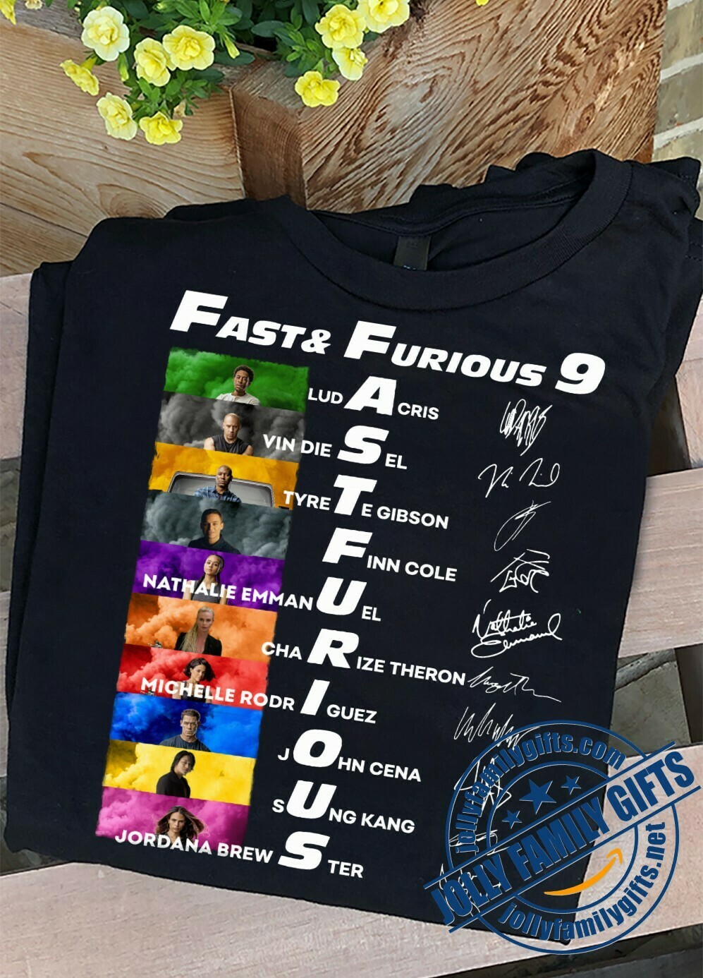 19 Years of Fast and Furious 2001 2020 Movies Signature Thank You For The Memories Awesome Gift for F&F Action Fans Love  Unisex T-Shirt Hoodie Sweatshirt Sweater Plus Size for Ladies Women Men Kids
