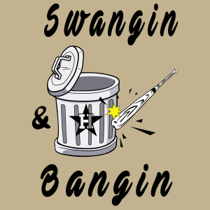 Houston Swangin And Bangin Astros H-Town MLB Baseball stealing signs Cheating scandal  Unisex T-Shirt Hoodie Sweatshirt Sweater Plus Size for Ladies Women Men Kids Youth Gifts Tee Jolly Family Gifts