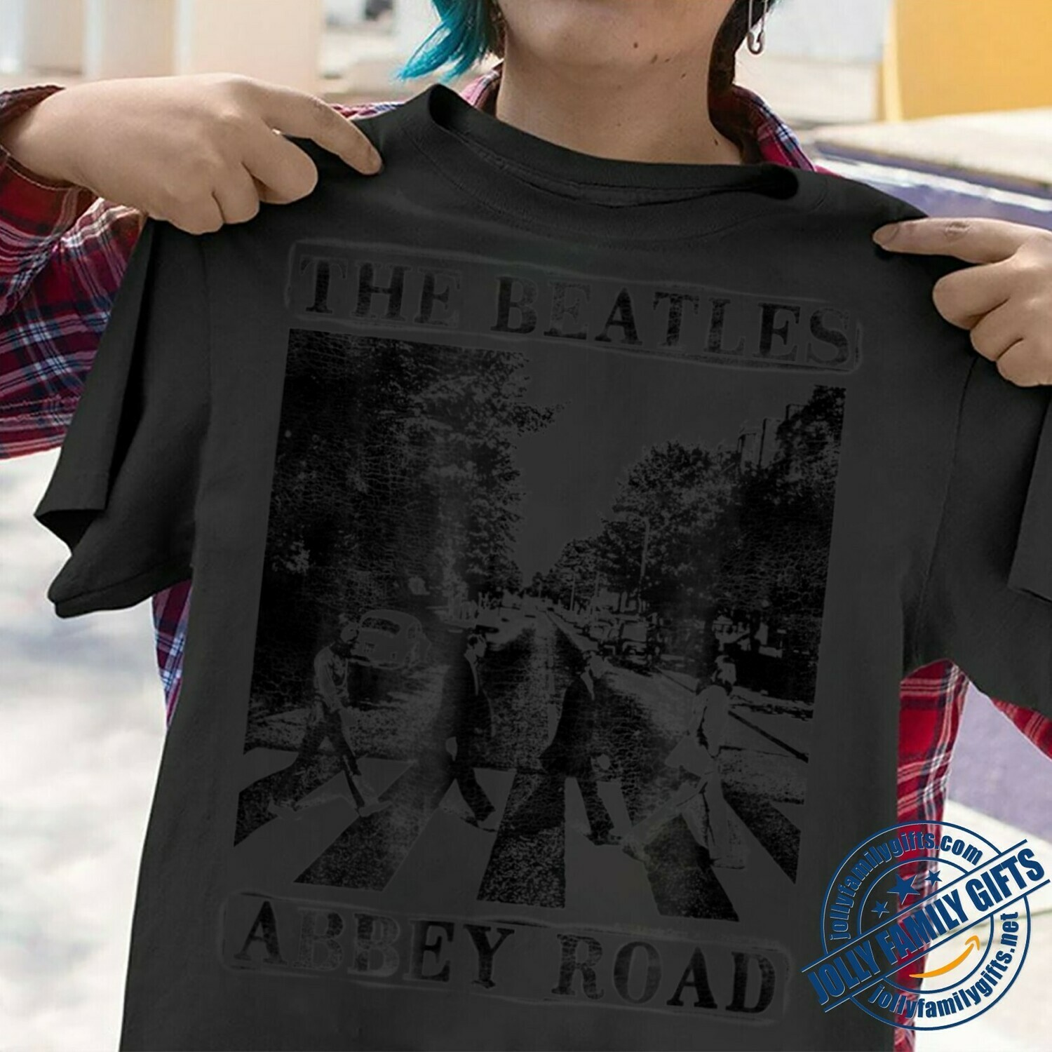 The Beatles Abbey Road Rock Band Lover The Love You Take is Equal to the Love You Make  Unisex T-Shirt Hoodie Sweatshirt Sweater Plus Size for Ladies Women Men Kids Youth Gifts Tee Jolly Family Gifts