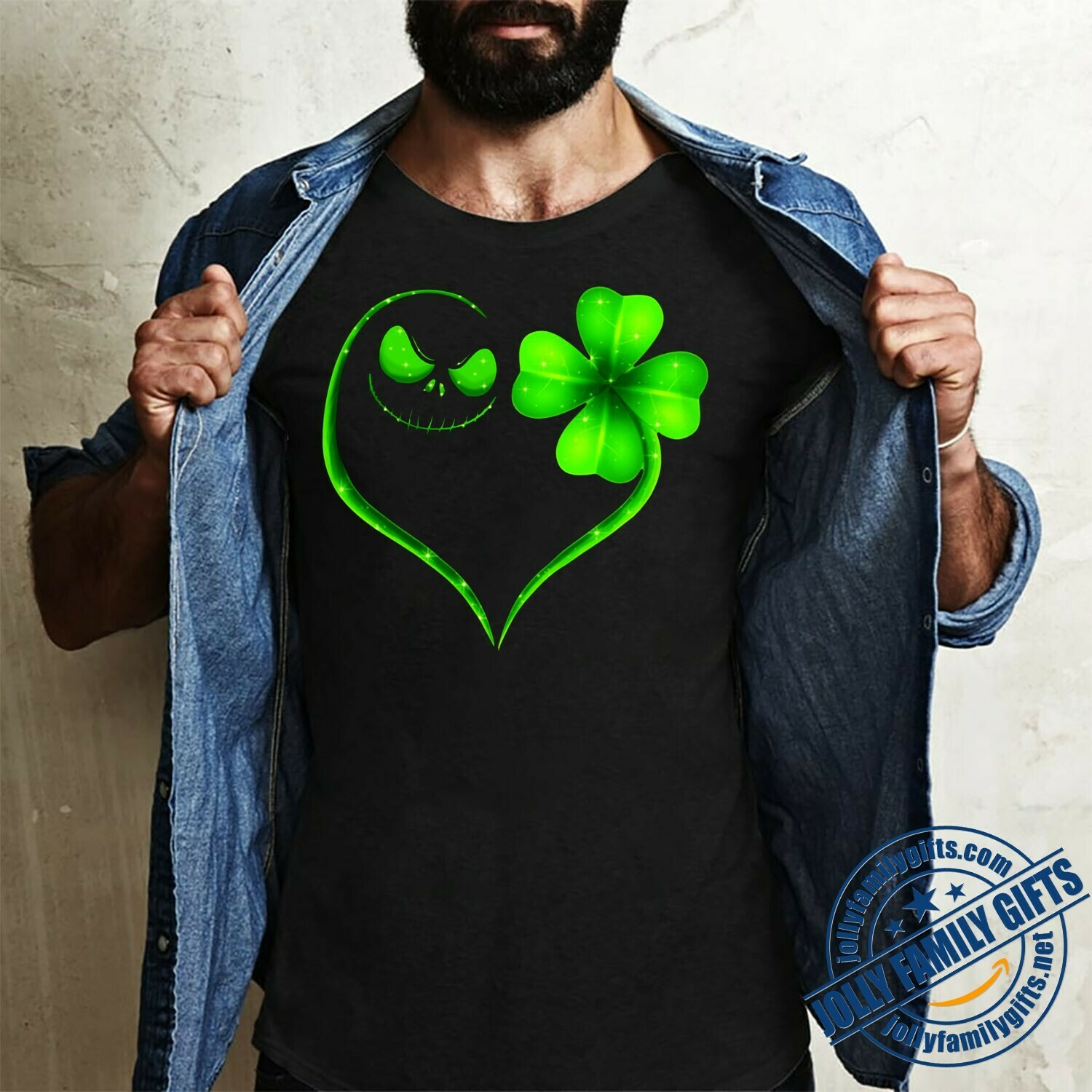 Hippie Peace sign St Patrick Day,Lucky Shamrock Peace Sign St Patrick's Day Racerback Tank,Hippie Flowery Round Car Magnet  Unisex T-Shirt Hoodie Sweatshirt Sweater Plus Size for Ladies Women Men Kids