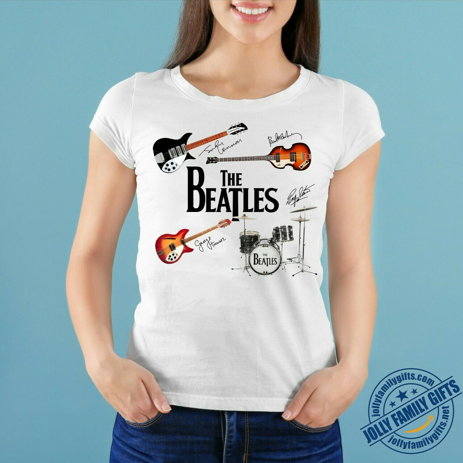 The beatles 60th anniversary 1960 - 2020 thank you for the memories signal  Unisex T-Shirt Hoodie Sweatshirt Sweater Plus Size for Ladies Women Men Kids Youth Gifts Tee Jolly Family Gifts