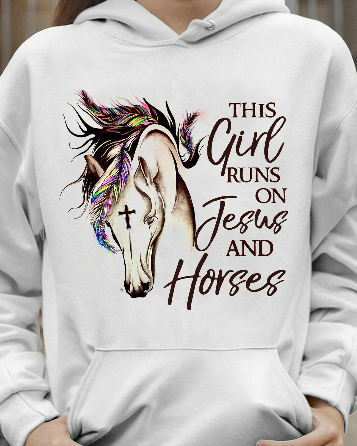 Horses Make Me Happy You Not So Much For Horse Lovers Animal Lover Unisex T-Shirt Hoodie Sweatshirt Sweater Plus Size for Ladies Women Men Kids Youth Gifts Tee Jolly Family Gifts
