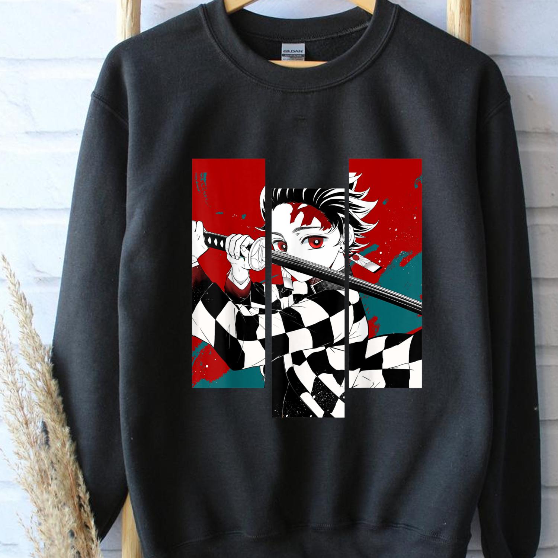 Retro Slayers Demon Anime, Japanese Anime and Manga Series Design Arts Vaporwave Trending Unisex Hoodies Sweatshirt Long Sleeve Kid T Shirt