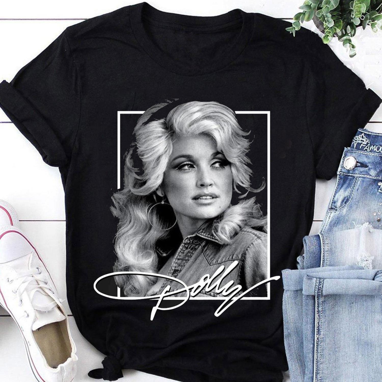 2021 Gift,Dolly Parton Tshirt,Musician Dolly Parton Tshirt,Fan Dolly Parton,Music Funny Vintage For Men Trending Unisex Hoodies Sweatshirt Long Sleeve V Neck Kid T Shirt