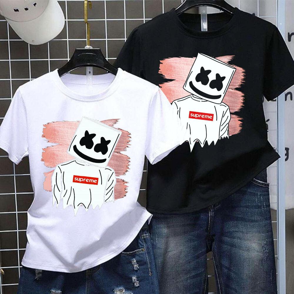 2021 Premium High Quality Luxury Brand Name Fashion High Fashion Gift Shirt Sup Marshmello for Women Men Trending Unisex Hoodies Sweatshirt Shirt
