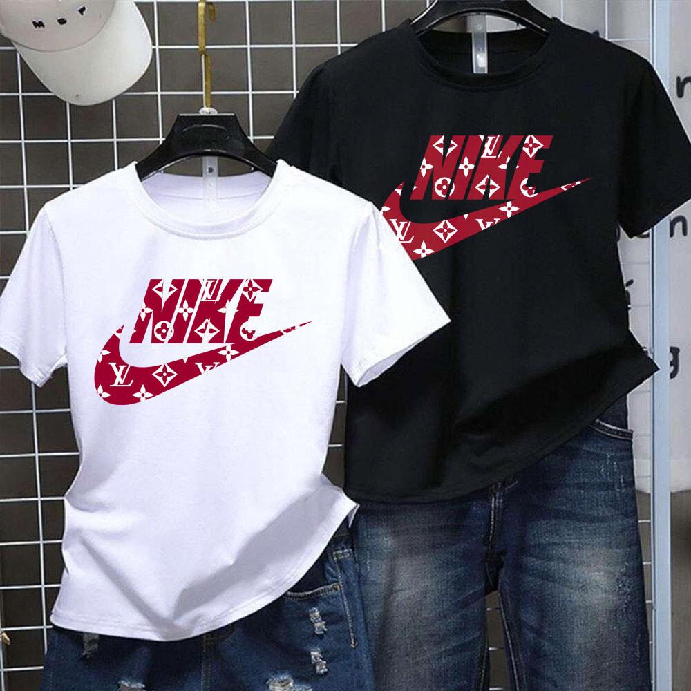 2021 High Quality Luxury Brand Name Fashion High Fashion Sport N.i.k.e LV for Women Men Trending Unisex Hoodies Sweatshirt T Shirt