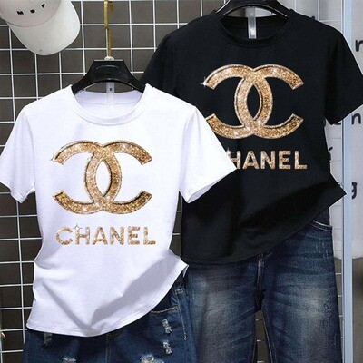 2021 High Quality Luxury Brand Name Shirt, High Fashion Gift Shirt CN Logo for Women Men Trending Unisex Hoodies Long Sleeve Tank Top V Neck Kid Shirt