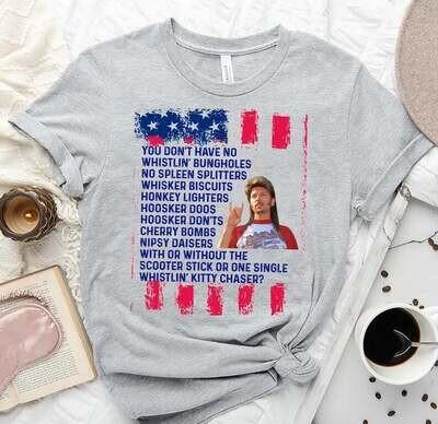 Joe Dirt T Shirts, America Flag Shirt, 4th of July Shirt , Independence Day Gift Trending Unisex Hoodies Sweatshirt Tank Top V neck T Shirt
