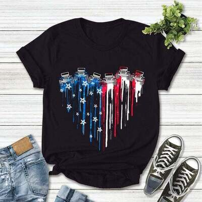 American Jeep flag shirt, 4th of July Shirt , Independence Day Gift Trending Unisex Hoodies Sweatshirt Tank Top V neck T Shirt