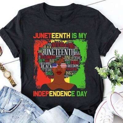 Juneteenth Party Shirt, Peace Love Juneteenth Shirt, Juneteenth 1865, Juneteenth Heart Gift , Black Live Matter Gift Trending Unisex Hoodies Sweatshirt Tank Top V neck T Shirt