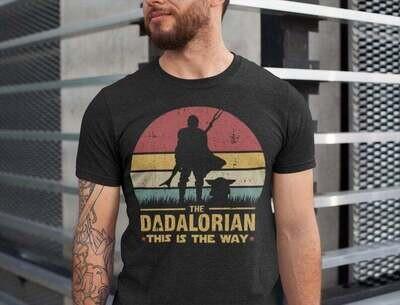 The Dadalorian And Son Shirt, Momalorian Shirt, Mamalorian Shirt , Father's Day gift , Gift for dad, Shirt For Dad, Daddy shirt Trending Hoodies Sweatshirt Long Sleeve V Neck Tank Top Kid Tee T Shirt