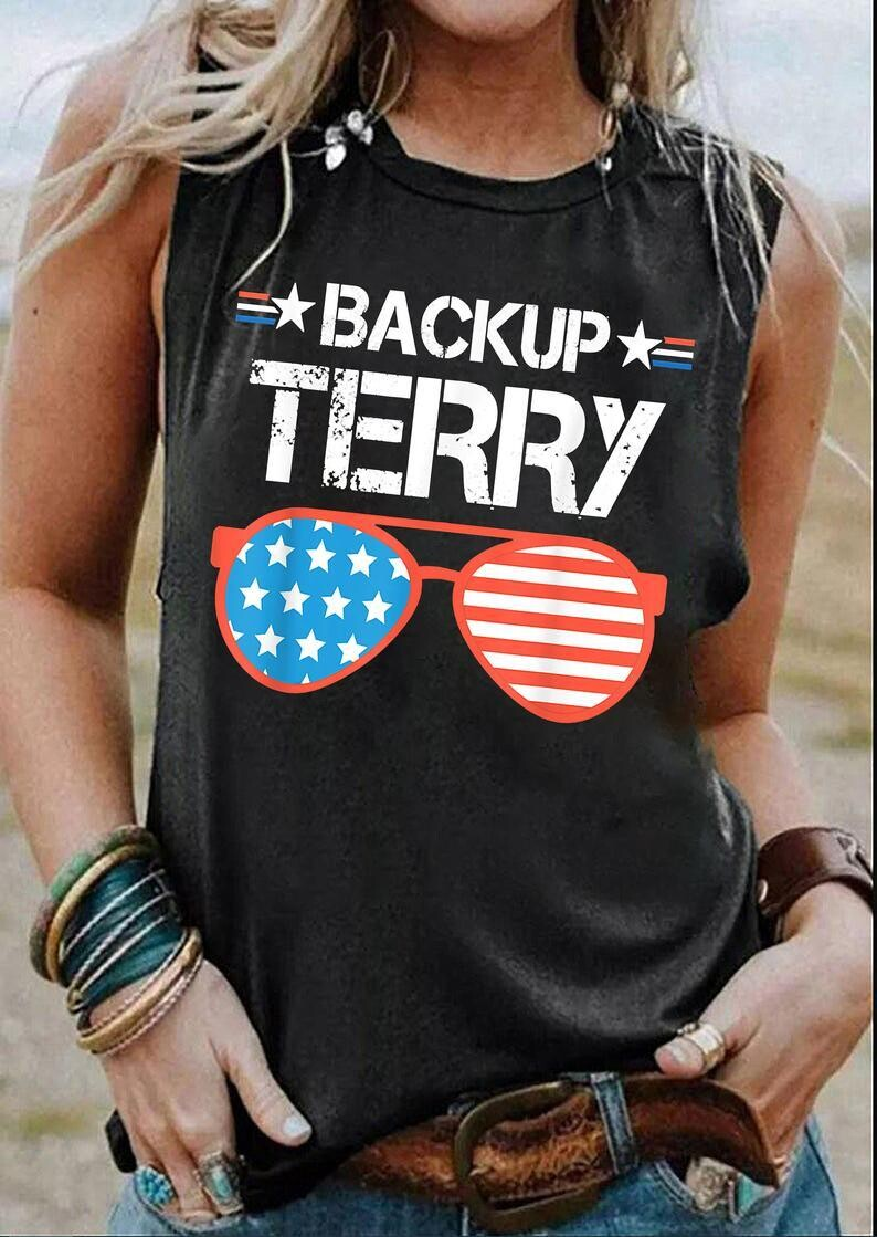 Back It Up Terry Tank, Put In Reverse, Women 4th Of July Tanks, Freedom Shirt, Independence Day Trending Unisex Hoodie Long Sleeve Sweatshirt Tank Top Vneck Kid T Shirt