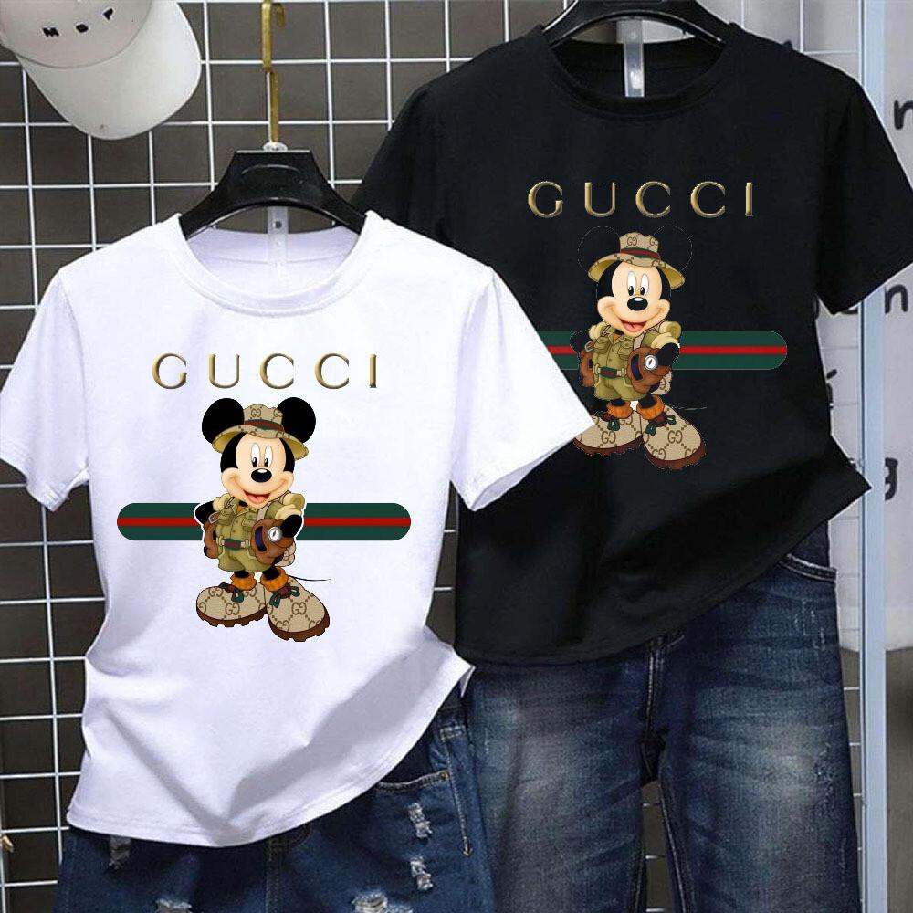 2021 Premium High Quality Luxury Brand Name Fashion High Fashion Disney GC for Women Men Trending Unisex Hoodies Sweatshirt T Shirt