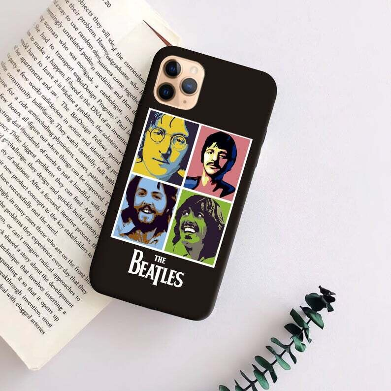The Beatles- In my life Phone Case, The Beatles phone case Gift, The Beatles Phone Case, The Beatles fans Case