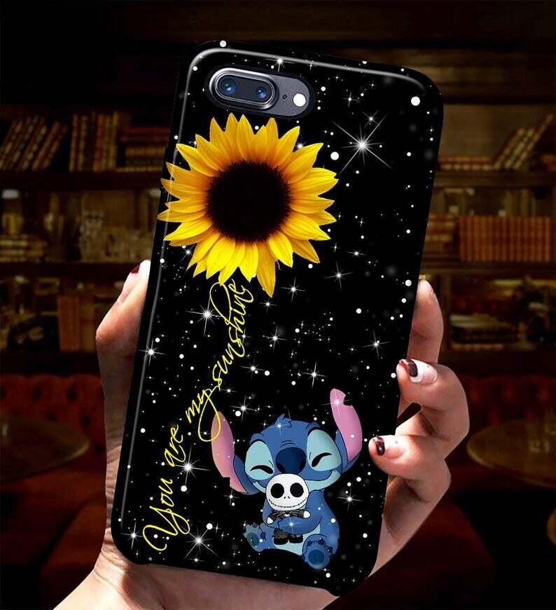 Disney Lilo and Stitch Phone Case, Disney Stitch Phone Case, Disney Lilo Stitch Gift, Stitch Case Apple