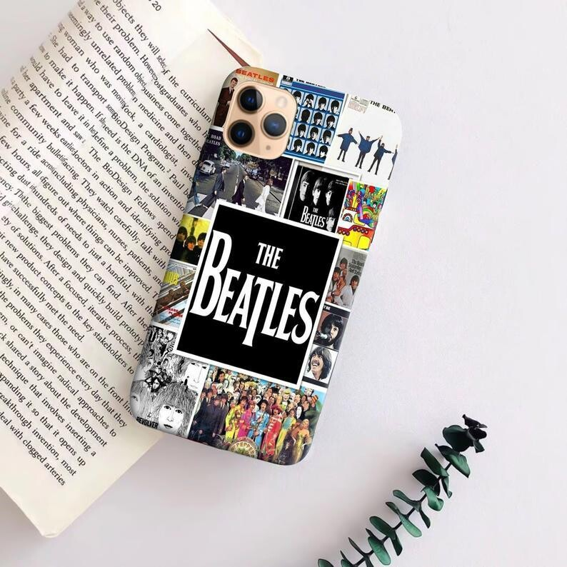 The Beatles- In my life Phone Case, The Beatles phone case Gift, The Beatles Phone Case, The Beatles fans