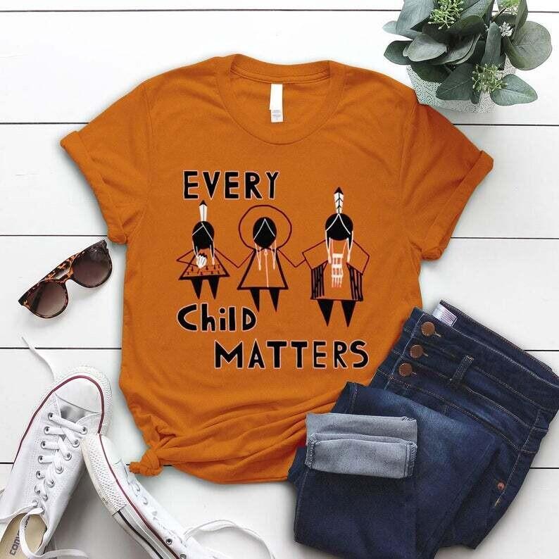 Orange Shirt Day, Orange Shirt Day Residential Schools, Every Child Matters Orange Shirt Day, Orange Shirt 2021, Every Child Matters