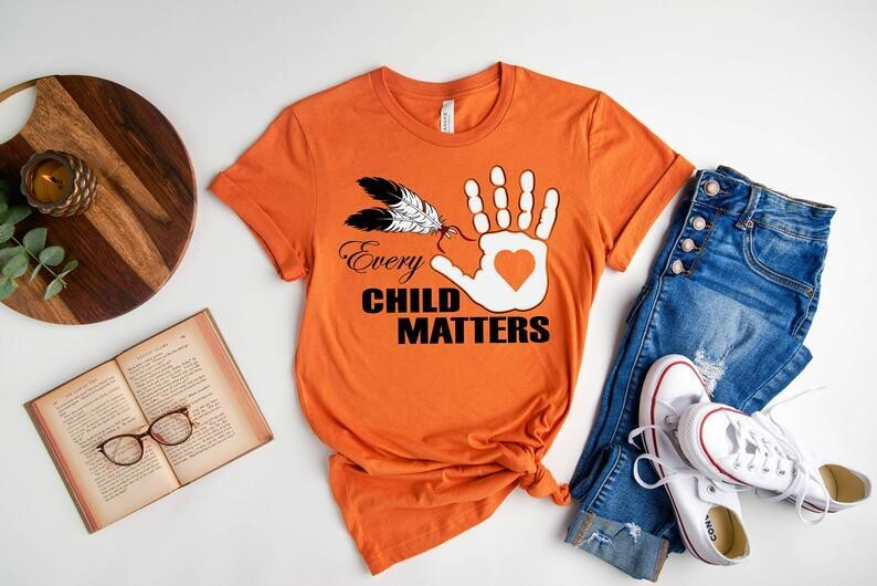 Orange Day Shirt,Every Child Matters T-Shirt,Awareness for Indigenous,Orange Day Gift,Indigenous Education,Kindness and Equality, September 30th Shirt