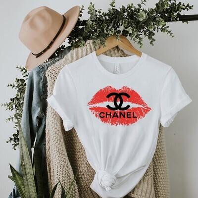 I Love Chanel Fashion Logo GC Shirt, GC T-shirt, GC Logo, GC Fashion shirt, Fashion shirt,GC Design shirt, Flower Fashion GC vintage shirt Unisex T-Shirt Hoodie Sweatshirt Sweater for Ladies Women Men