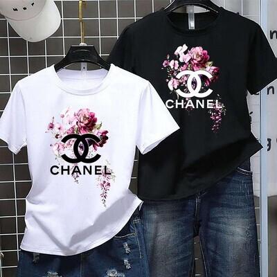Chanel Luxury Logo GC Shirt, GC T-shirt, GC Logo, GC Fashion shirt, Fashion shirt,GC Design shirt, Flower Fashion GC vintage shirt Unisex T-Shirt Hoodie Sweatshirt Sweater for Ladies Women Men