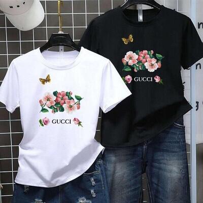 Gucci Flower Fashion Logo GC Shirt, GC T-shirt, GC Logo, GC Fashion shirt, Fashion shirt,GC Design shirt, Flower Fashion GC vintage shirt Unisex T-Shirt Hoodie Sweatshirt Sweater for Ladies Women Men
