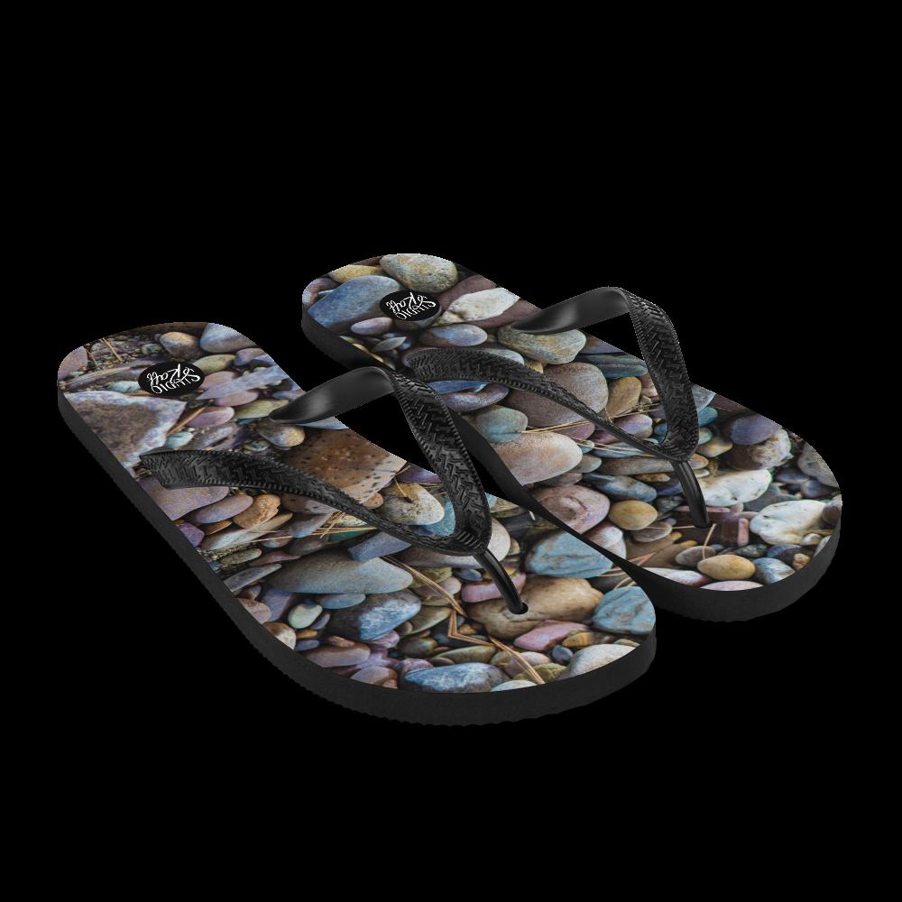 River Rock Flip-Flops