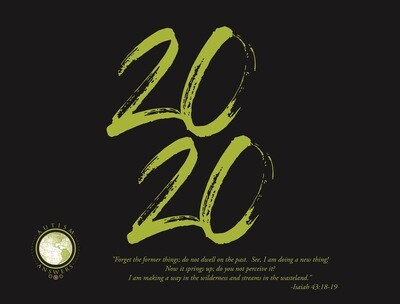2020 Commemorative Calendar