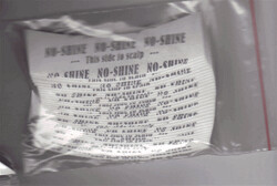 Walker NO SHINE Bonding strips 36 strips in a bag contour C