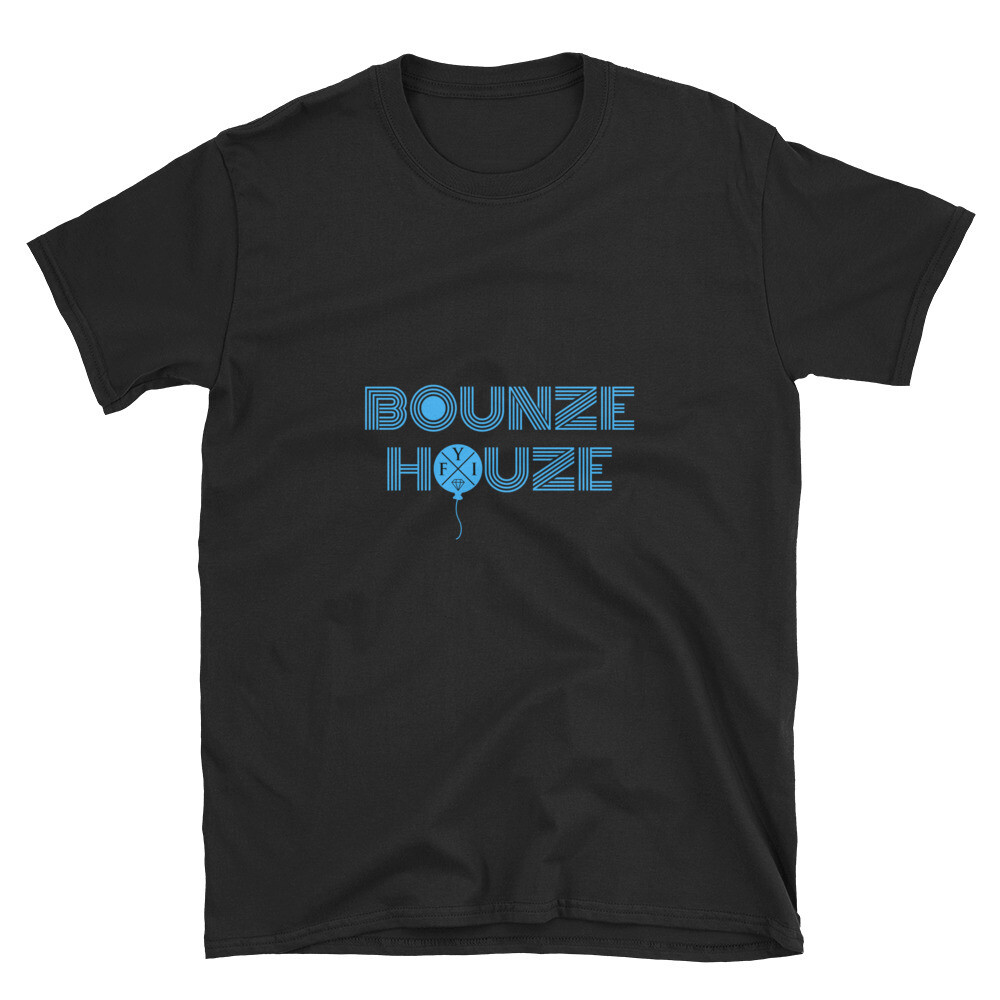 "Bounze Houze ""nubian black"" T-Shirt (unisex)"