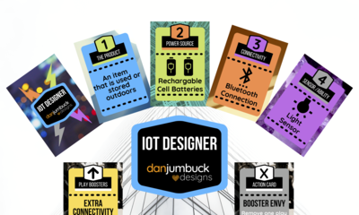 IOT Designer Card Game