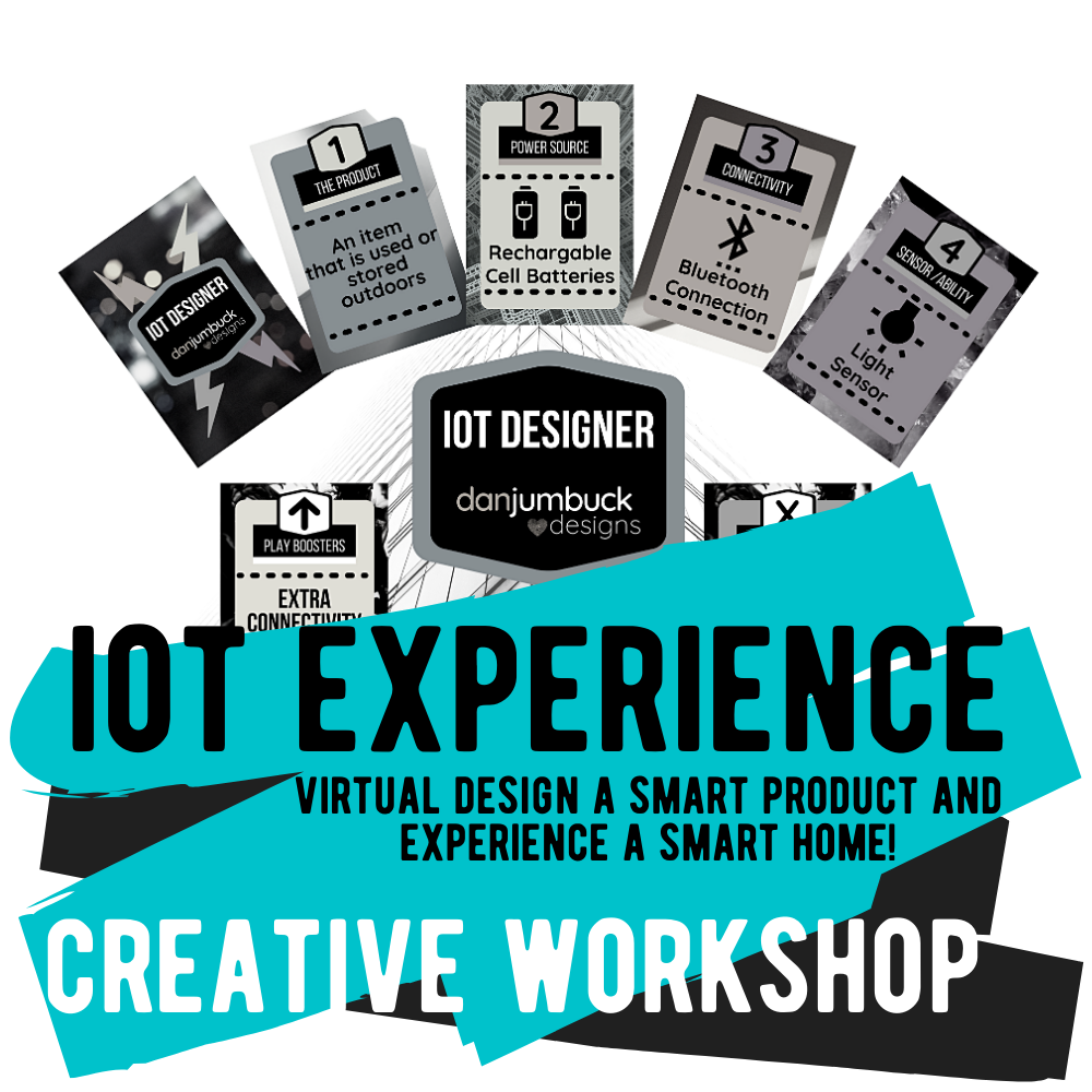 Creative Workshop - IOT Experience - Gameplay Challenge and a Chat with Alexa