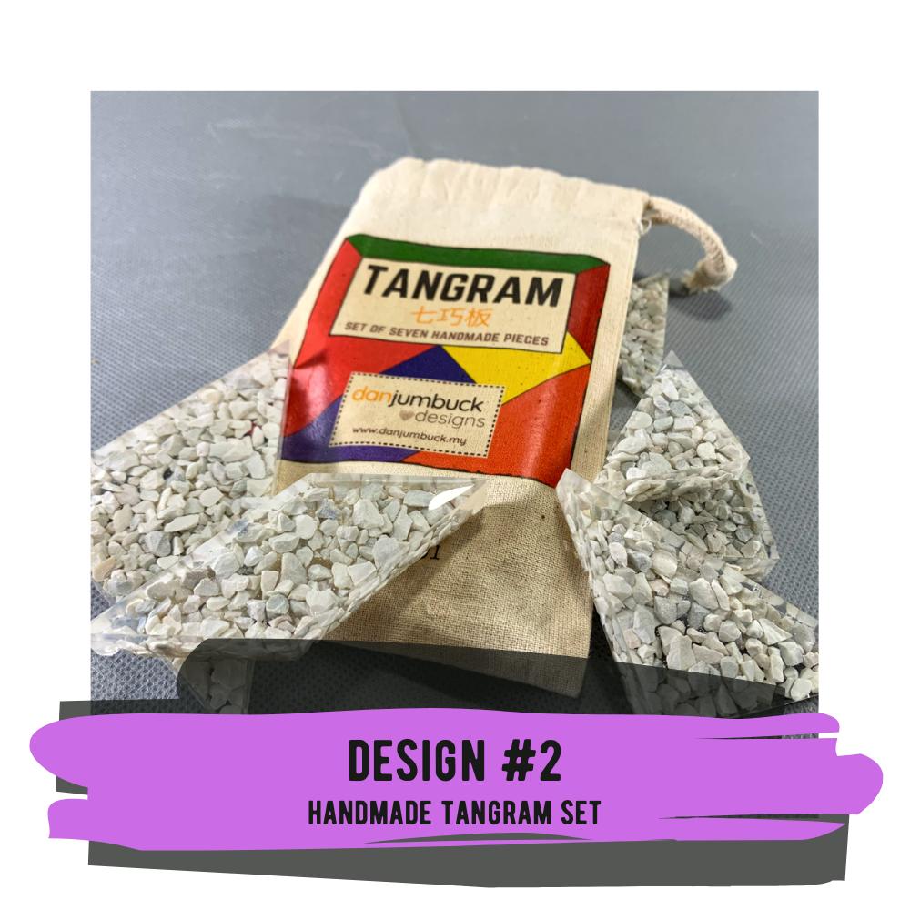 Handmade Tangram Set - #02