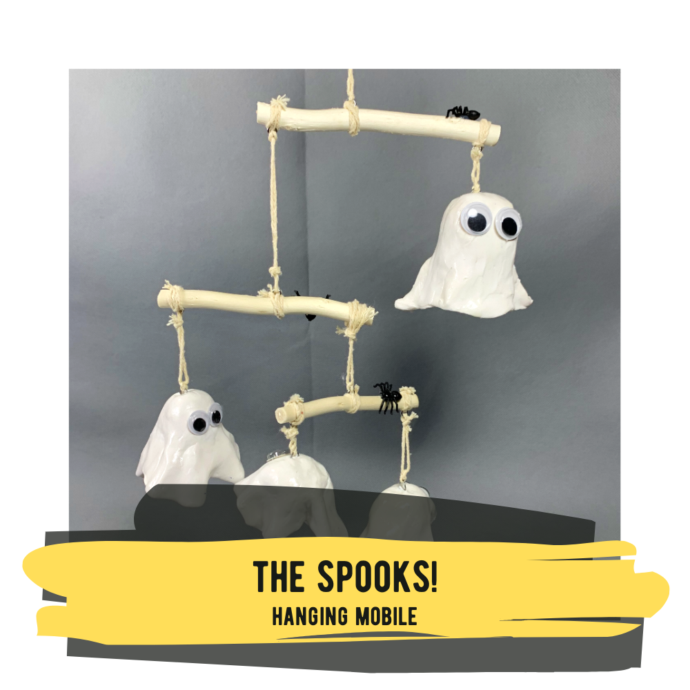 The Spooks - Hanging Mobile
