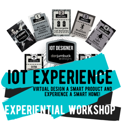 Experiential Workshop - IOT Experience - Gameplay Challenge and a Chat with Alexa