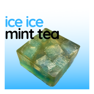 Boxed Soap - Ice Ice Mint Tea