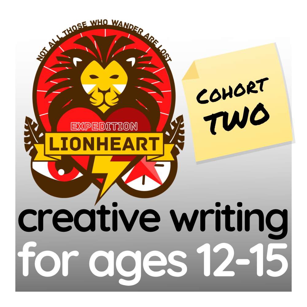 Online Creative Writing Programme - Expedition Lionheart