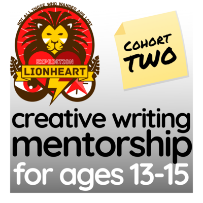 Online Creative Writing Mentorship Programme - 13-15 year olds