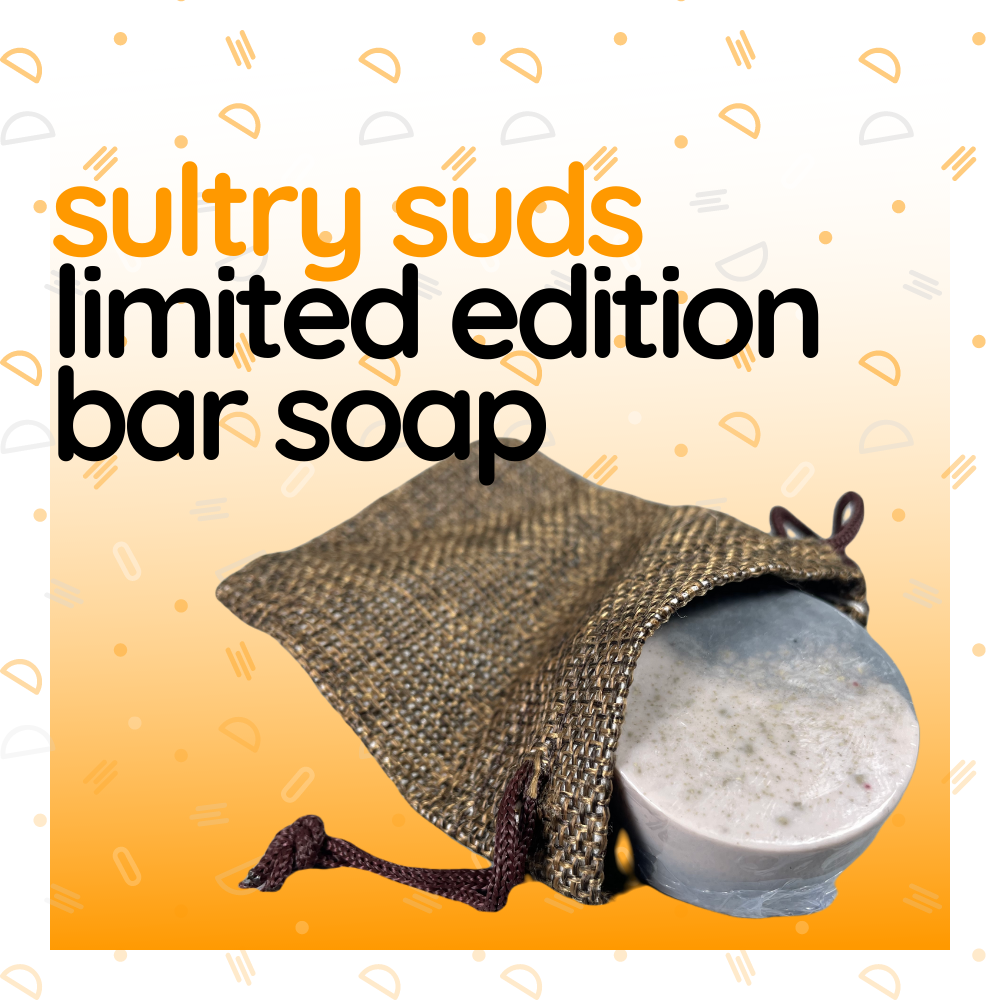 Sultry Suds - Limited Edition Bar Soap