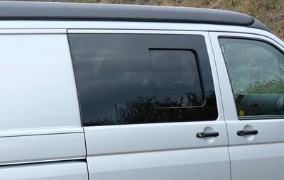 Nachrüstung Schiebefenster T5 / T6