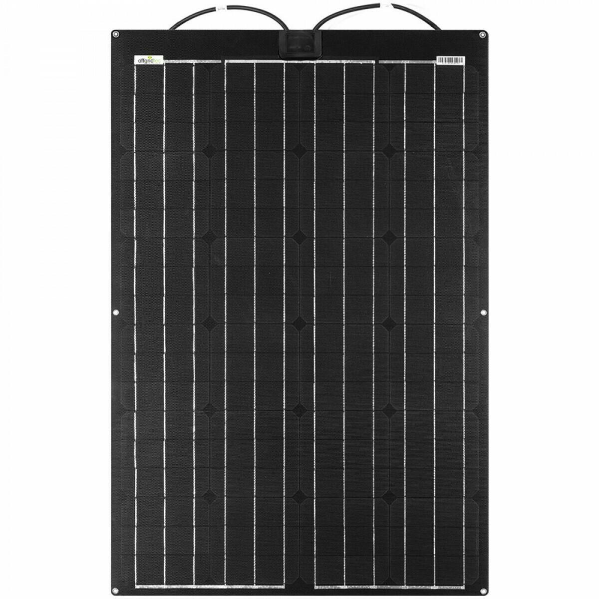 Solarpanel PCB-ETFE 36V semiflexibel