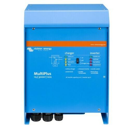Wechselrichter MultiPlus 12/3000/120-16